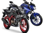 Vixion R 155 dan All New Honda CB150R