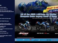 Suzuki Nonnton MotoGP Sepang
