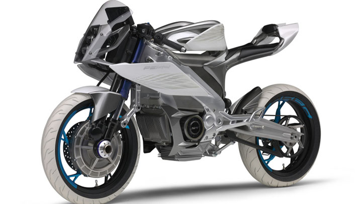 Yamaha PES2, Motor Sport Listrik dari Yamaha