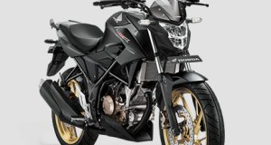 New CB150R 2017 warna Stallion Black