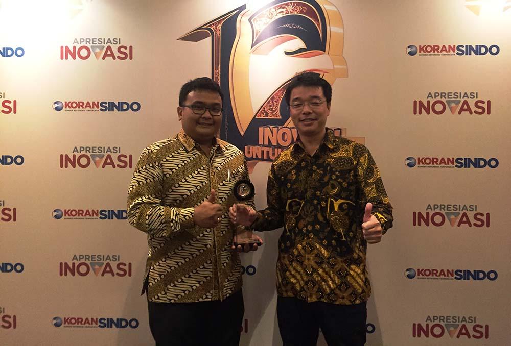 Suzuki Indonesia dapat penghargaan karena Kunci Keyless