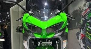 Headlamp Ninja 250 2018