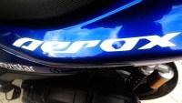 Yamaha Aerox 155 R version dengan Shock Tabung Emas