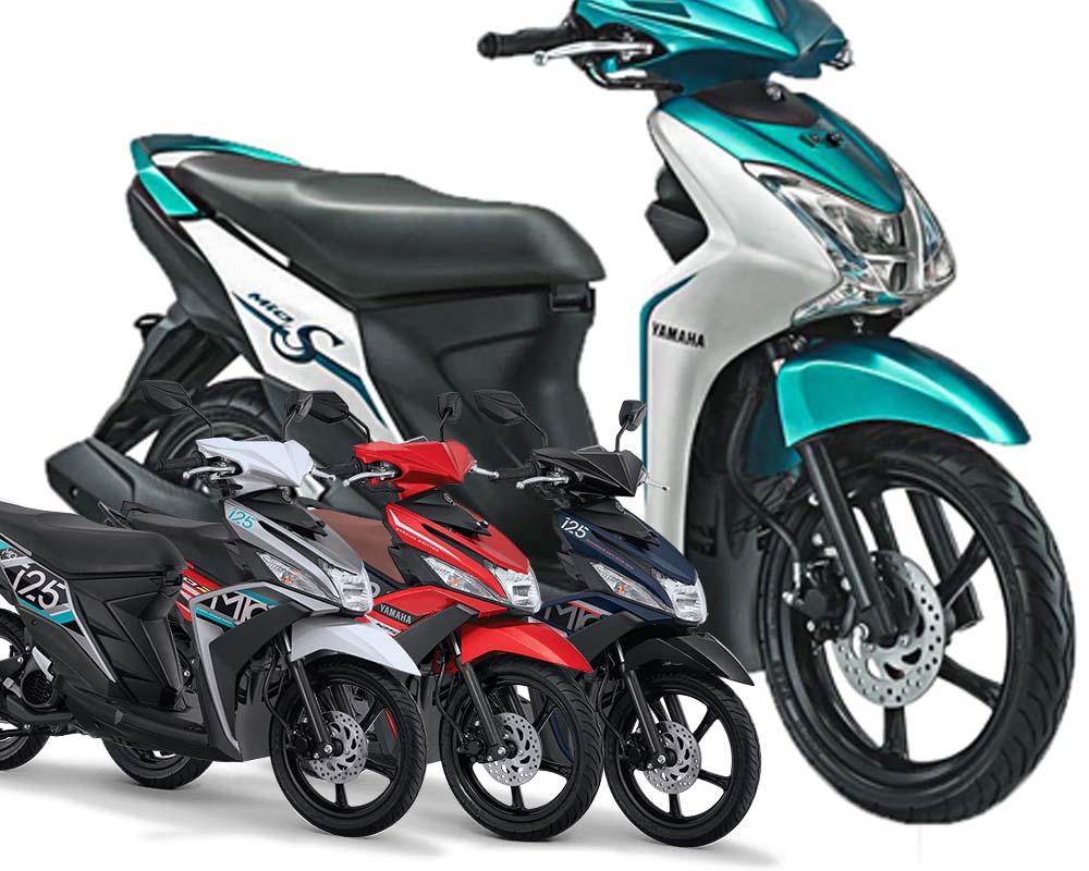 Yamaha Mio series 2018