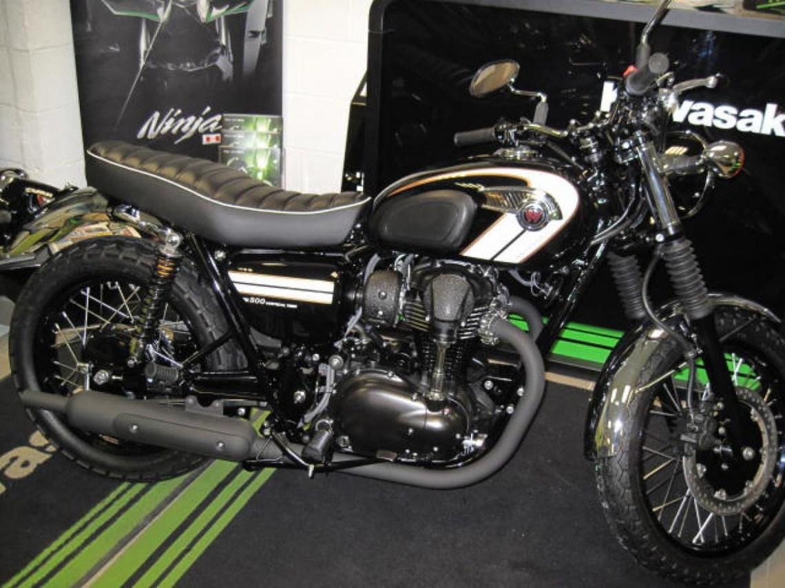 Kawasaki W800, Motor Retro Klasik