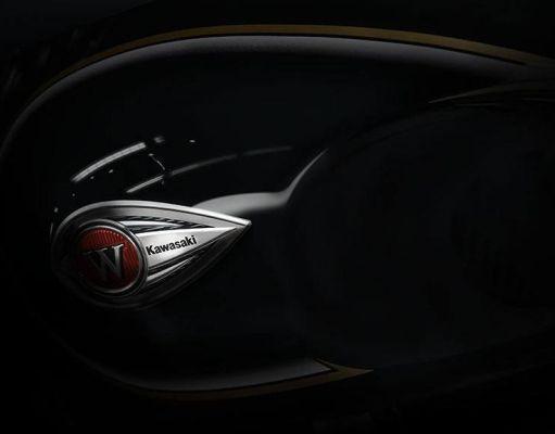 Teaser Kawasaki W175