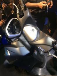 Dashboard Yamaha Lexi 125 Bluecore
