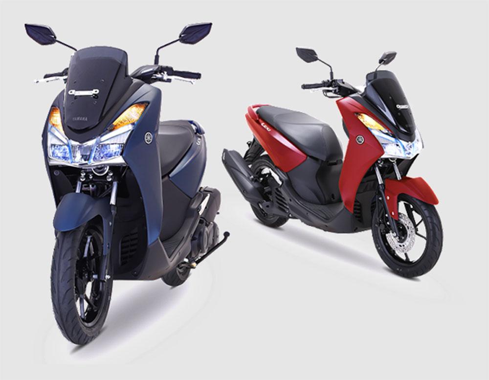 Perbedaan Yamaha Lexi 125 biasa dan Lexi S