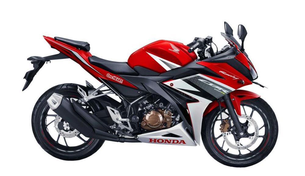 Warna Honda CBR150R AHRT
