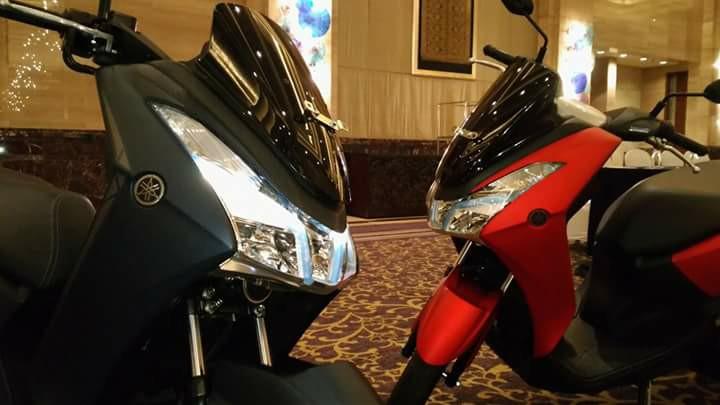 Yamaha Lexi S dan Lexi Standar