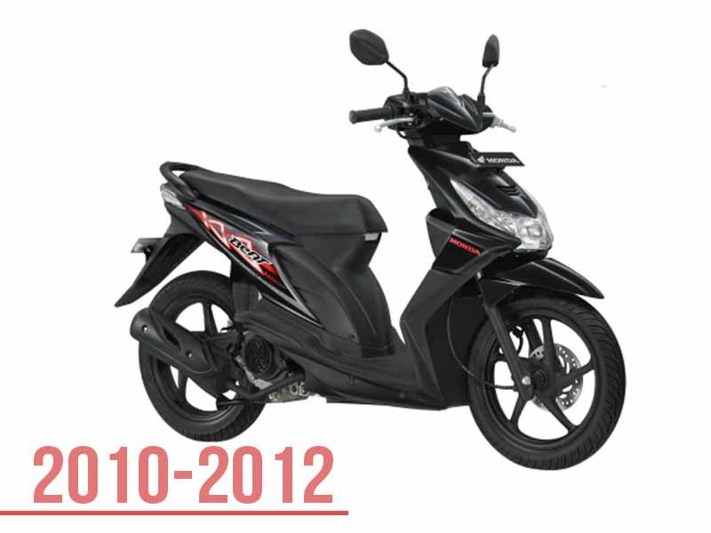 Honda BeAT tahun 2010
