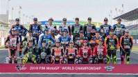 Nomor Pembalap MotoGP 2019