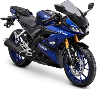Warna R15 2019 Racing Blue