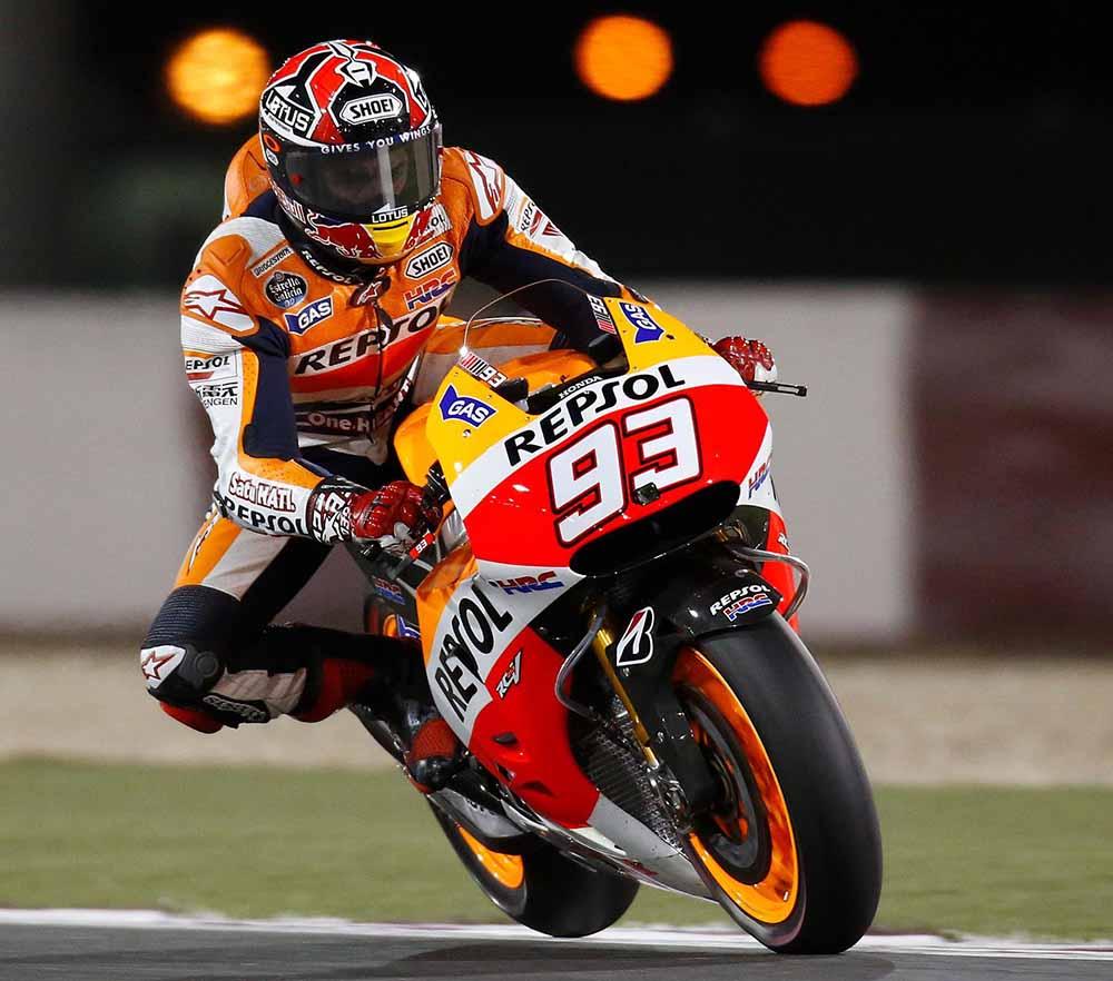 Marc Marquez - Gaji Pembalap MotoGP 2018 tertinggi