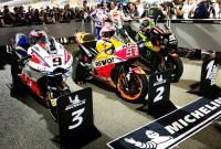 Starting Grid MotoGP Qatar 2018, Zarco Pole Position