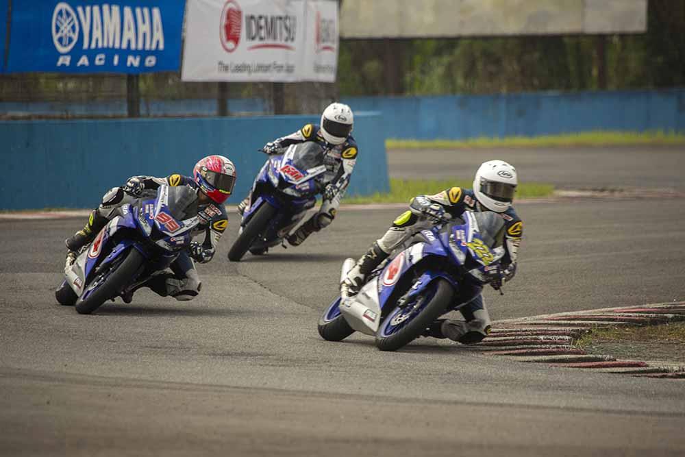 Kelas baru Yamaha Sunday Race 2018 All New R15 Junior Pro