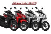 Pilihan Warna Honda Vario 150 2019