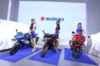 Pilihan Warna Suzuki GSX-R150 terbaru