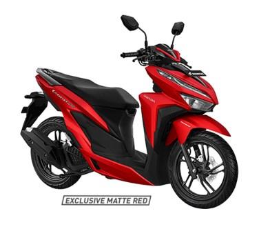 Warna Vario 150 2019 Merah Doff