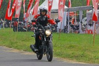 Honda CB150 Verza test ride