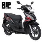 Honda Spacy di stop produksi