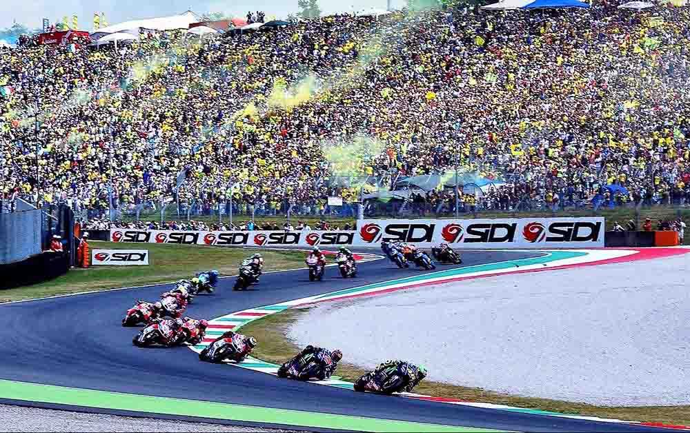 MotoGP Mugello Italia