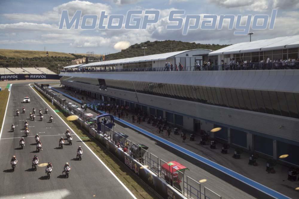 MotoGP Spanyol 2018