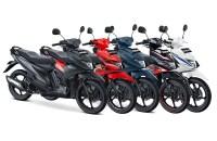 Pilihan Warna Suzuki Nex II