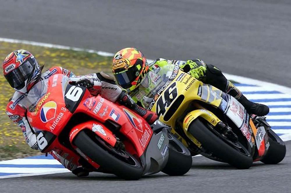 Rossifumi - Norifumi Abe dan Rossi