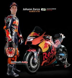 Zarco ke Redbull KTM