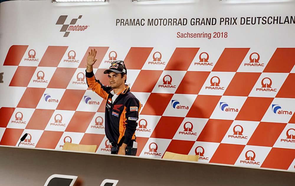 Dani Pedrosa Pensiun di MotoGP 2019