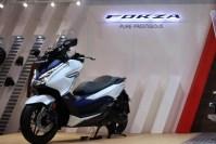 Honda Forza 250 resmi di jual di Indonesia