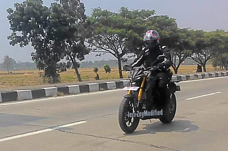 Spyshoot Yamaha MT15