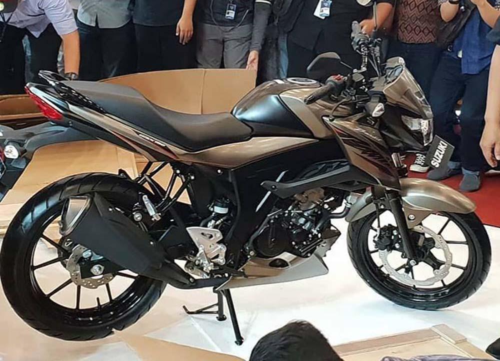 Suzuki GSX 150 Bandit resmi di rilis