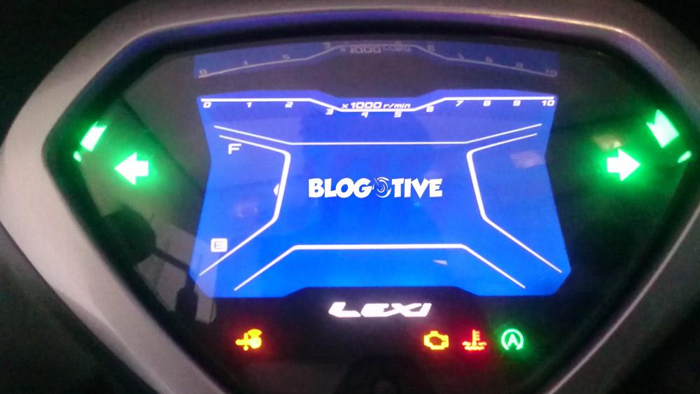 Speedometer Yamaha Lexi 125