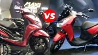 Perbandingan FreeGo vs Lexi 125