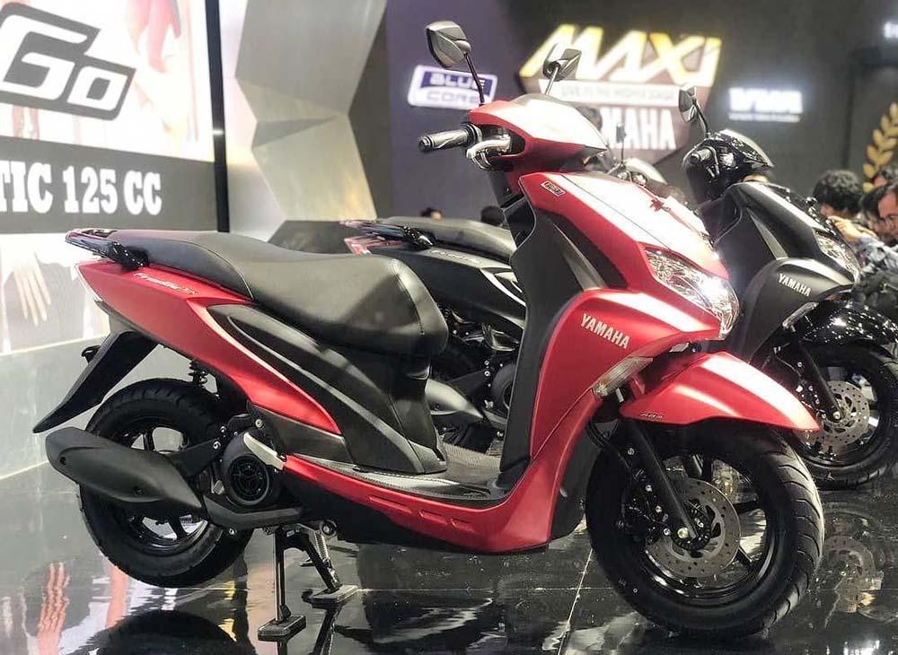Yamaha FreeGo 125 cc