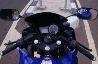 Stang Clip On Yamaha R15 v2