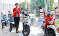 Honda BeAT motor paling laku banyak peminatnya