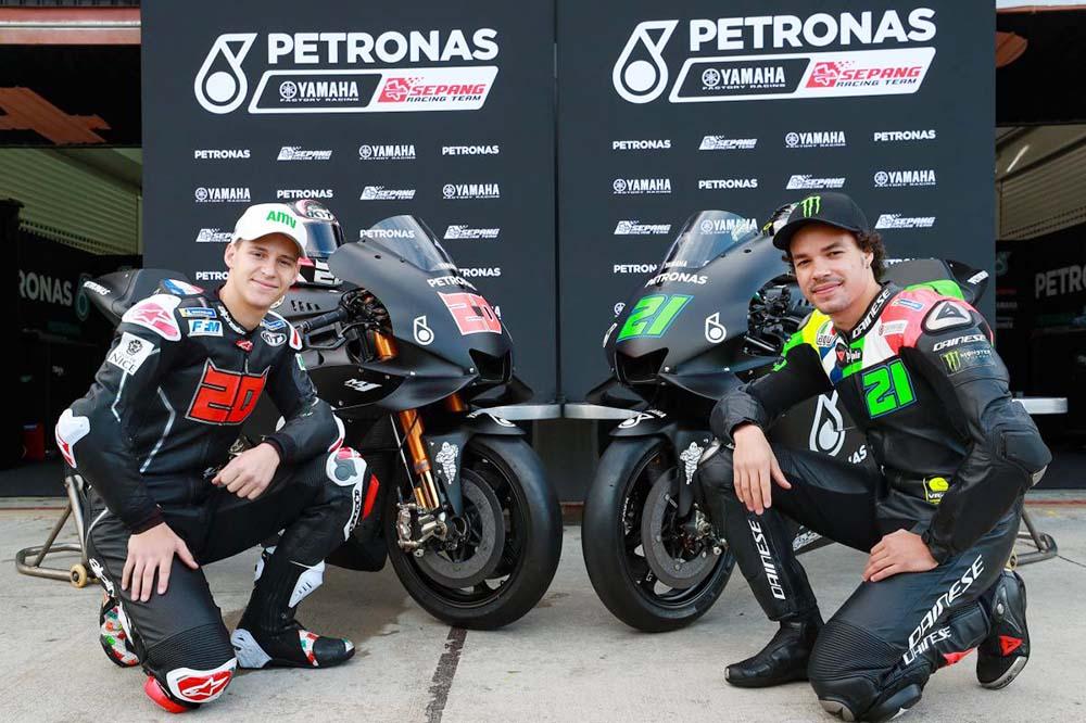 Tim Satelit Petronas Yamaha SRT