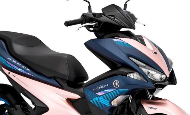Yamaha Aerox 155 VVA S Doxou Version LTD Edition
