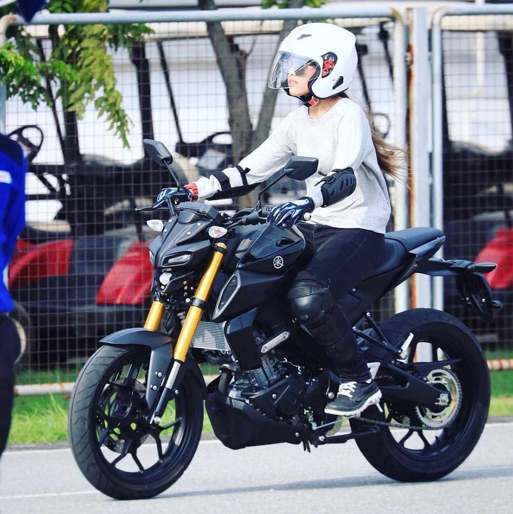 Yamaha MT-15 ladybikers Thailand