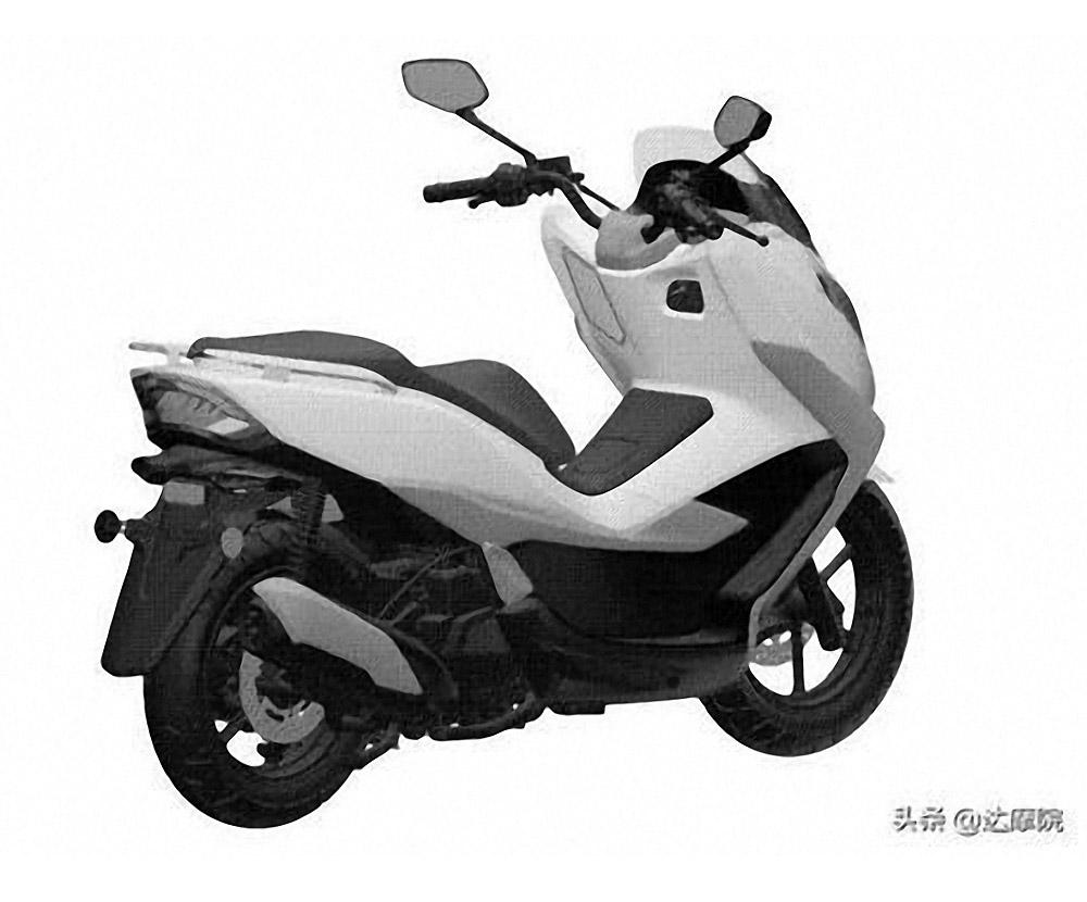 Haojue HJ150 penantang Honda PCX dan Yamaha NMax