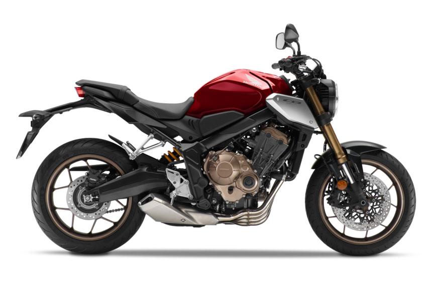 Honda CB650R Neo Cafe