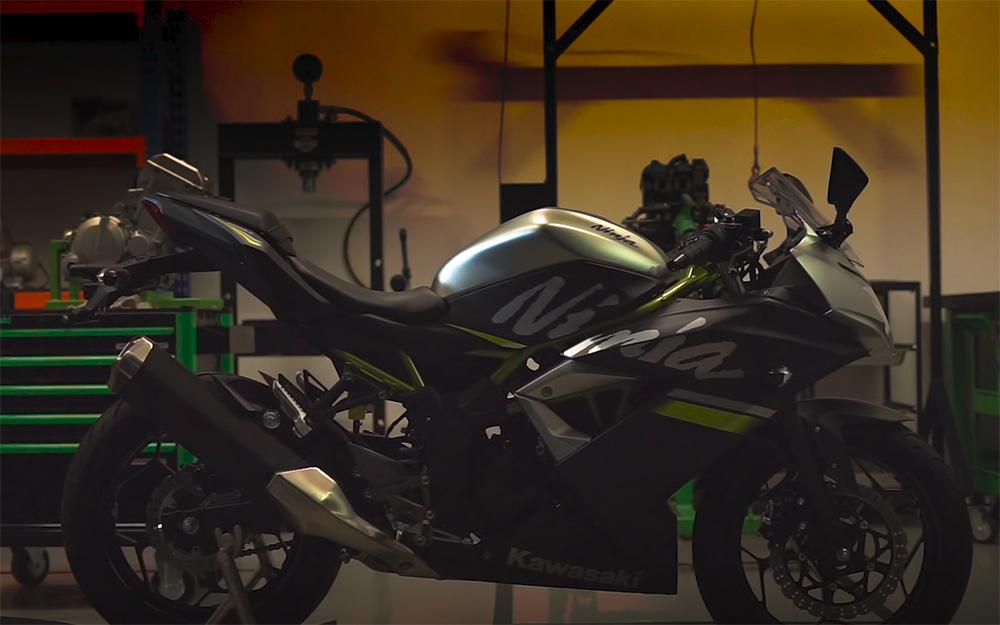 2019 Kawasaki Ninja 250SL