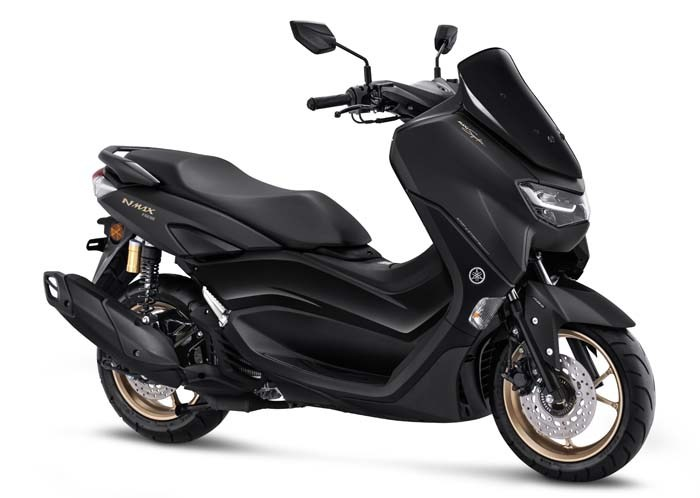 All New NMax 2020 Hitam