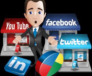 Manage all Social Media
