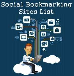 Social Bookmarking Sites List