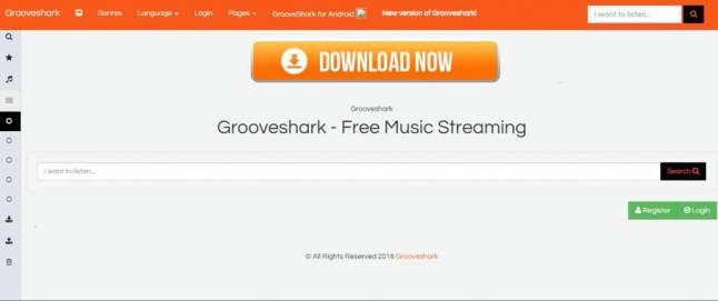 Grooveshark unblocked music