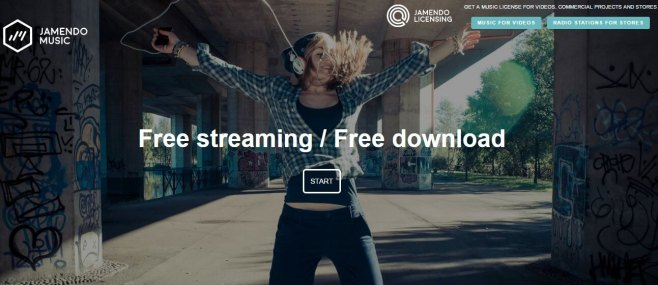 Best unblocked music streaming website